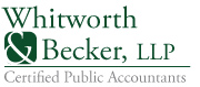 Whitworth & Becker CPA, LLP